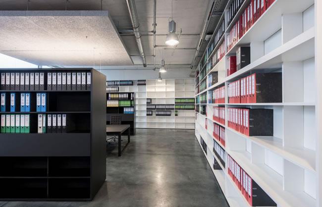 Büro + Objektausbauten